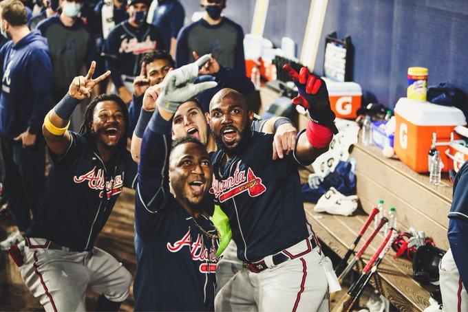 Bravos de Atlanta pega primero: 5-1 sobre Dodgers