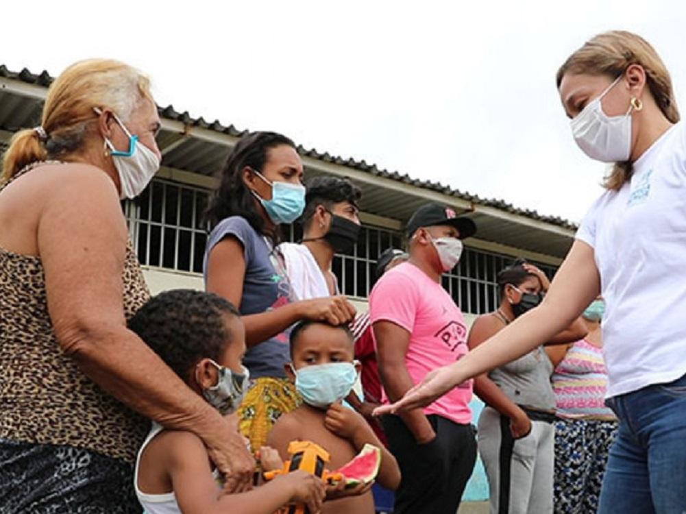 Protección y educación de la niñez en medio de la pandemia