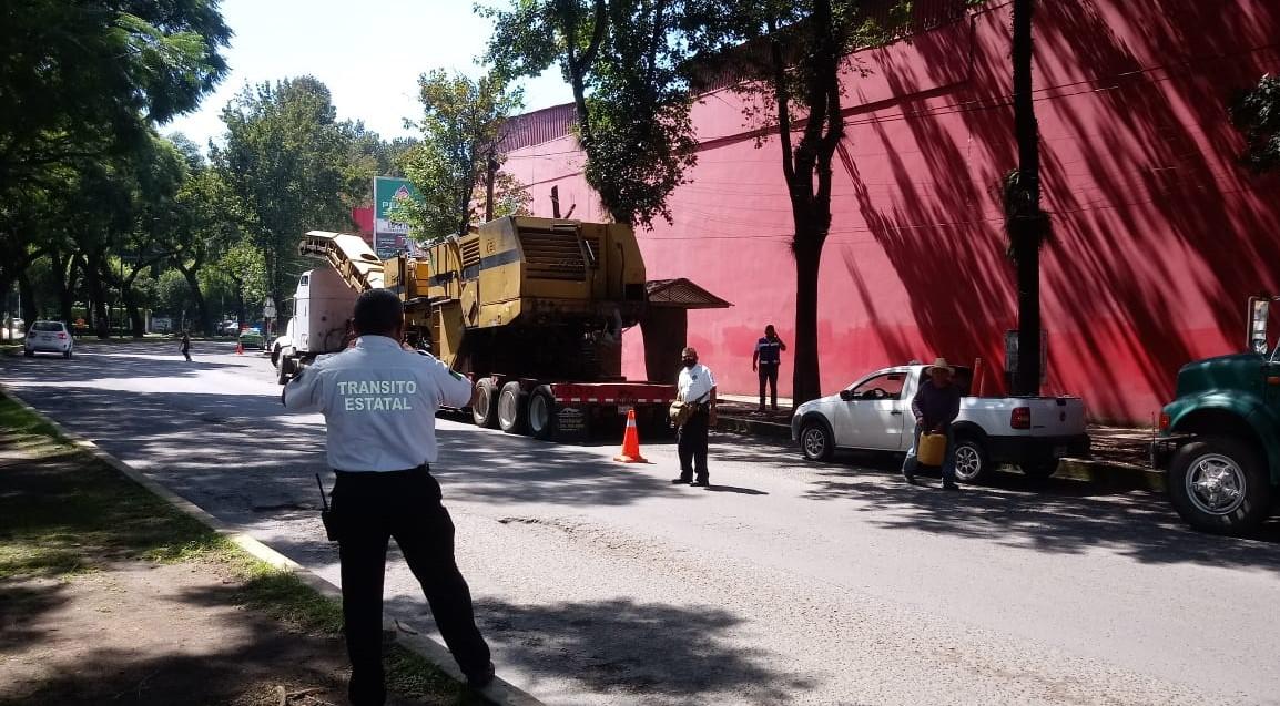 Iniciaron los trabajos de lo que será la ciclovía de Xalapa