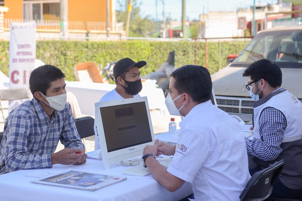 Ponen en marcha las mesas de trabajo para la obtención del código QR en Xalapa