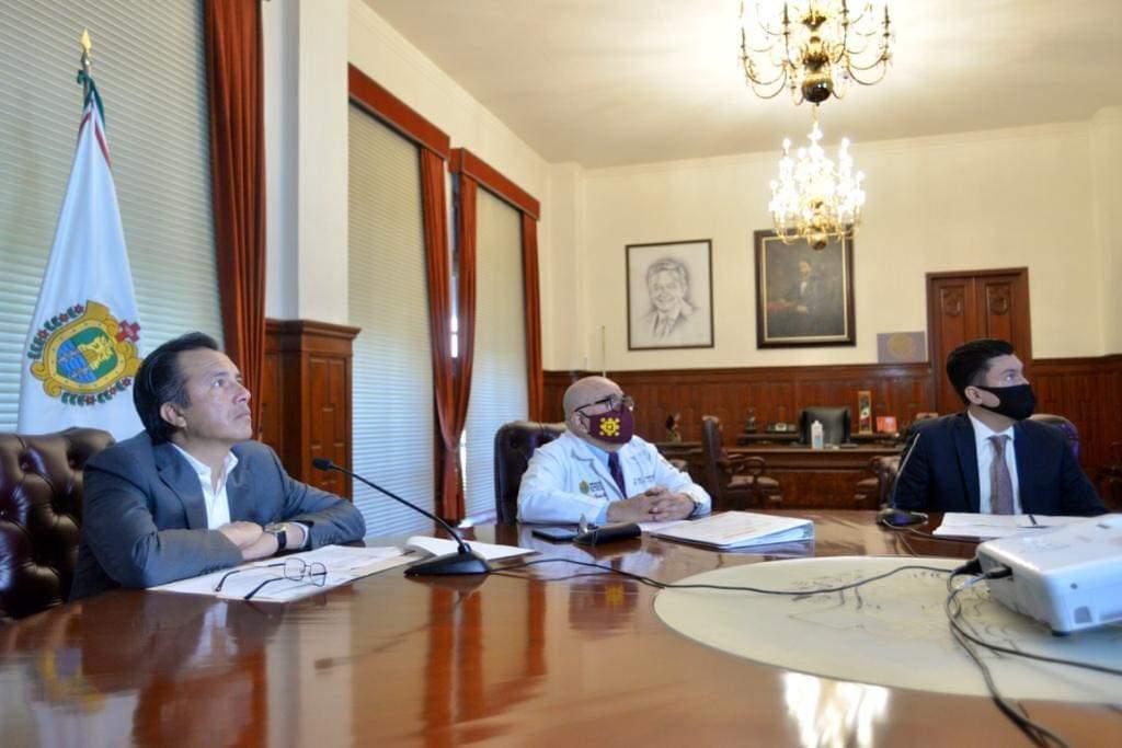 Aún con semáforo amarillo, exhorta Gobernador de Veracruz a continuar cuidando la salud