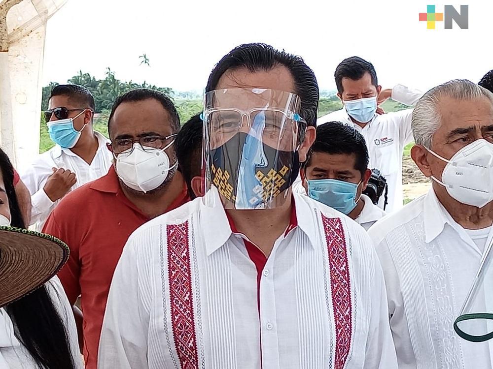 En el sur de Veracruz se han rescatado más de mil 900 indocumentados: CGJ