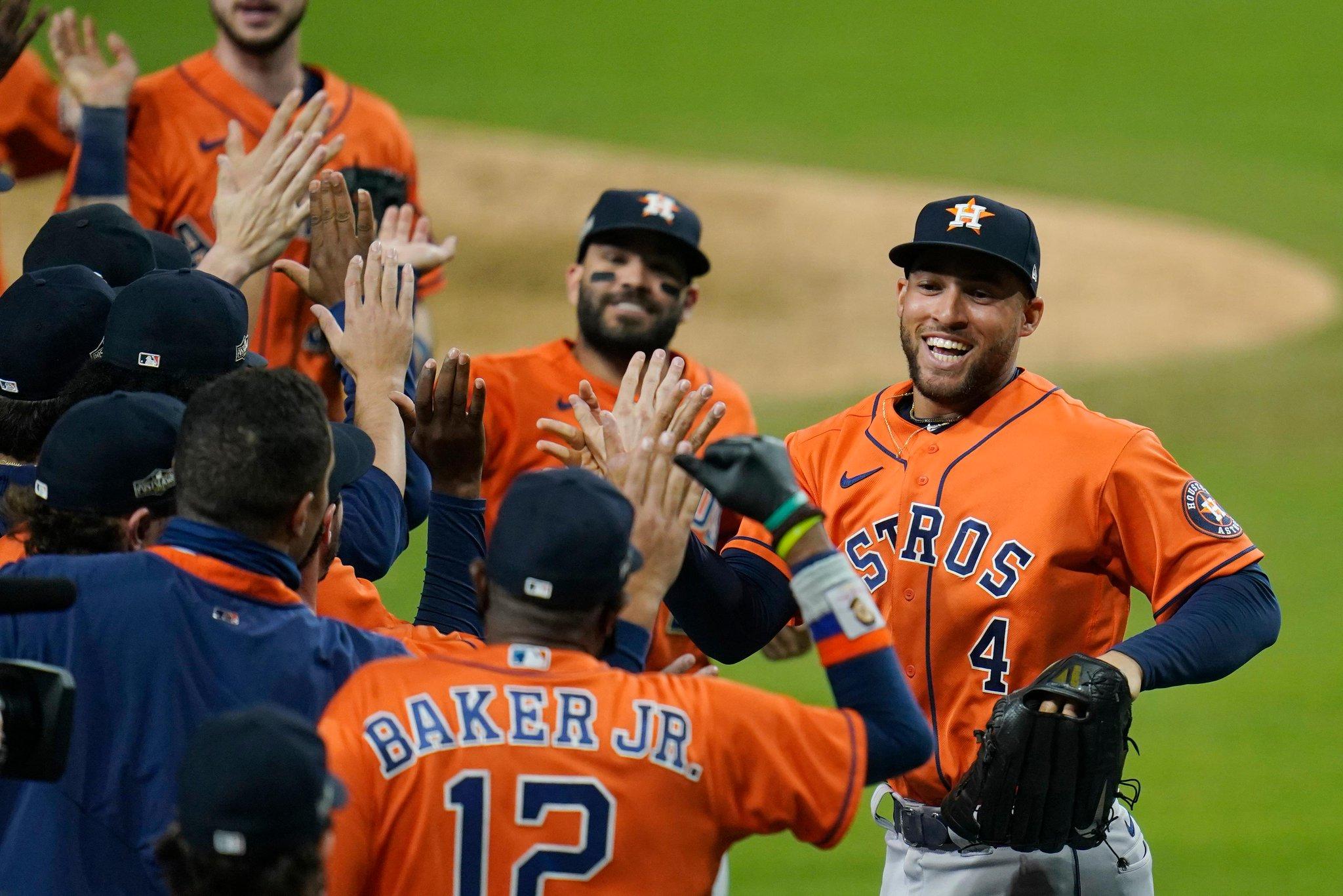 Astros empata la serie a Tampa y van a un séptimo juego