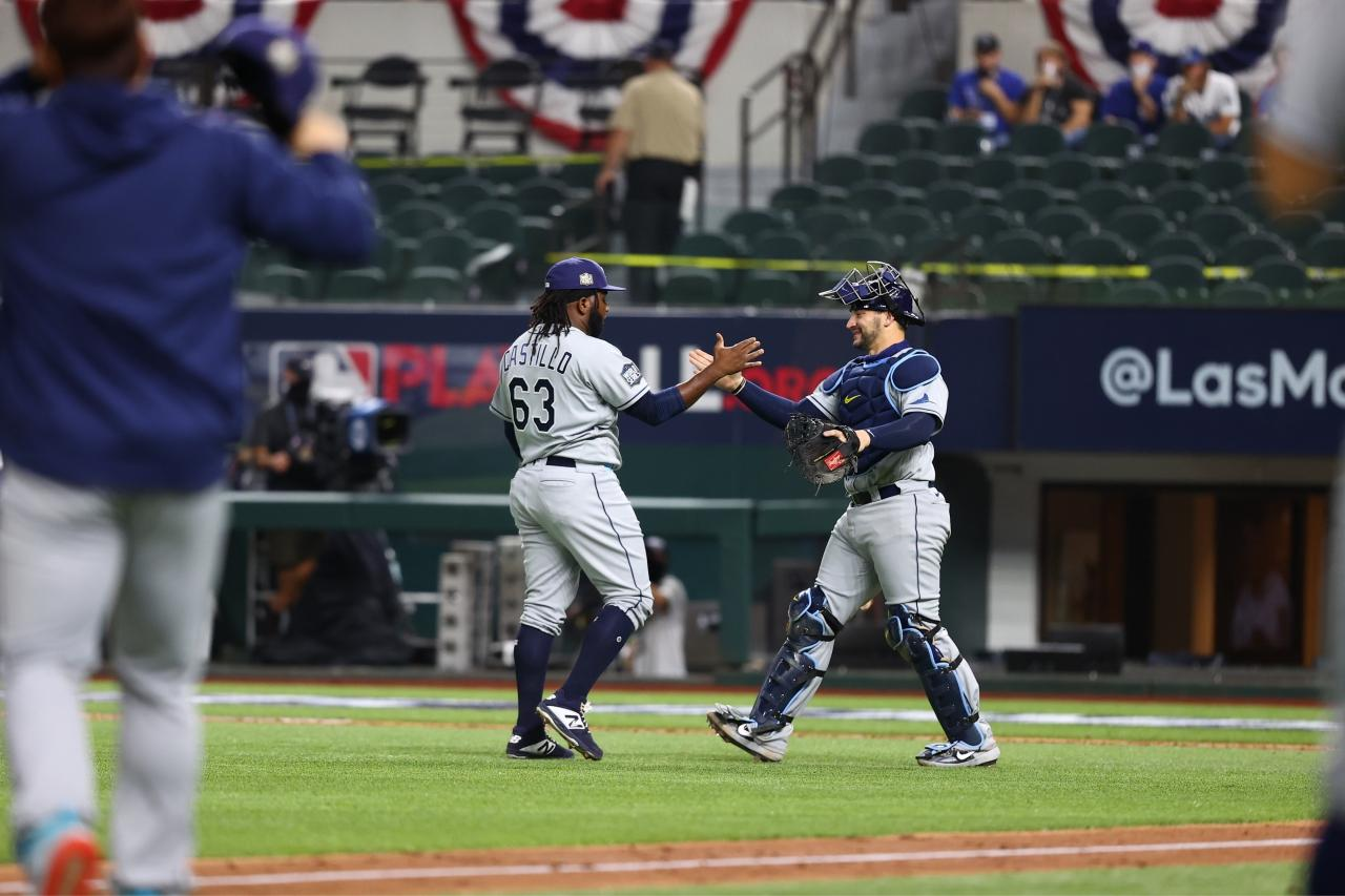 Rays de Tampa empata la serie; derrotaron 6-4 a Dodgers
