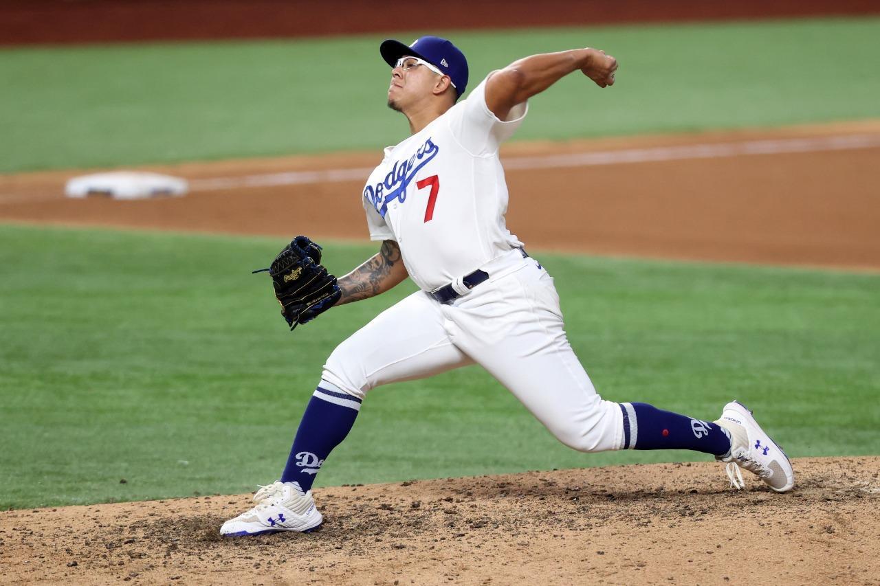 Dodgers a la Serie Mundial; Julio Urías con gran actuación