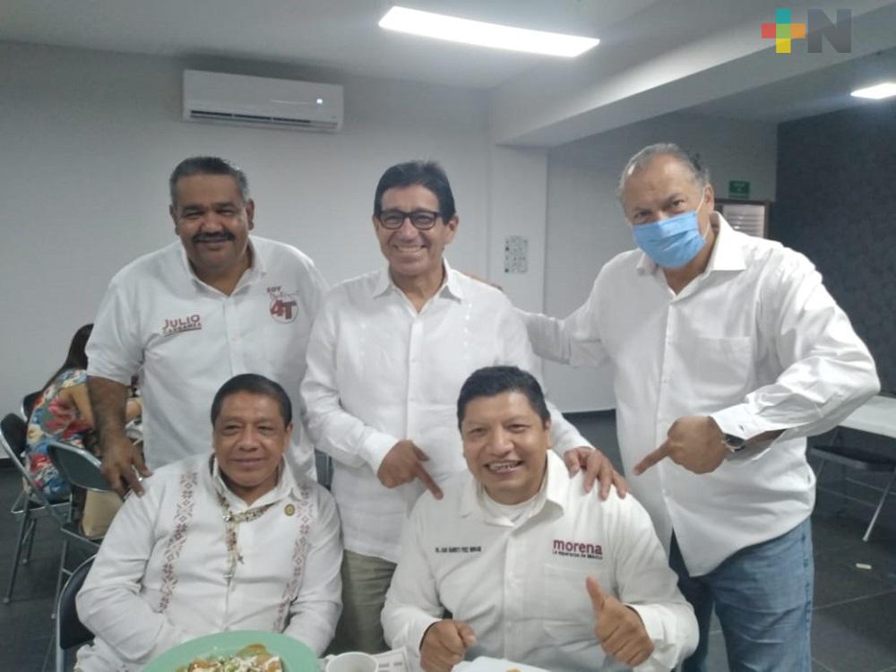 Diputados de Morena piden a dirigencia trabajar en unidad para elecciones 2021
