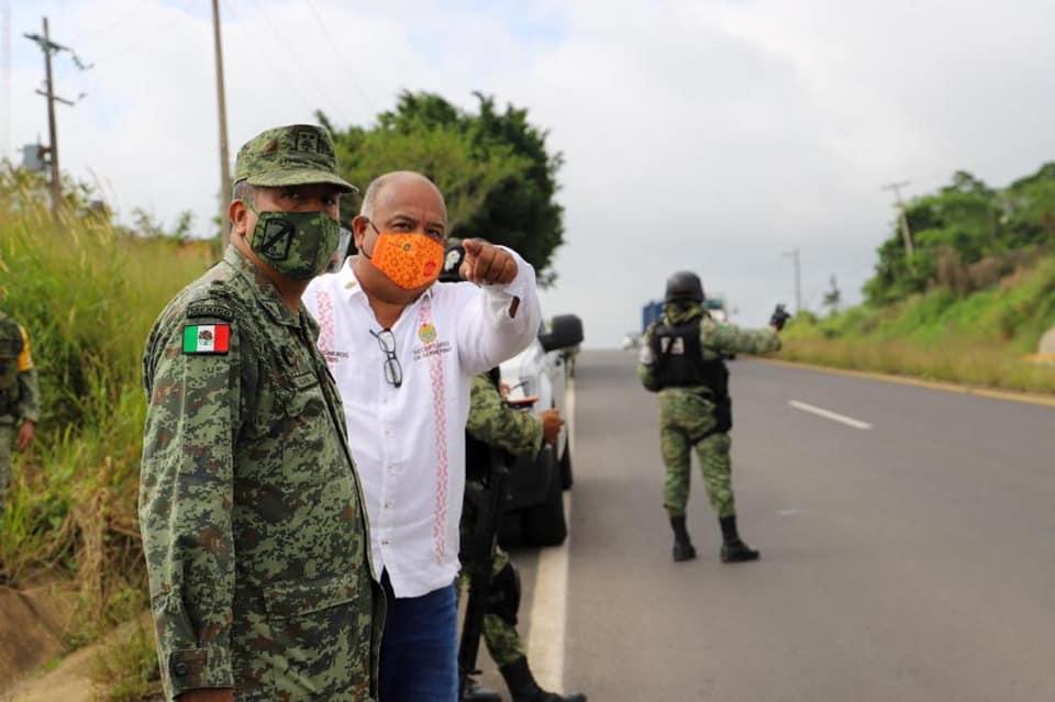 Servidores públicos de la zona sur, identificados como generadores de violencia: Eric Cisneros