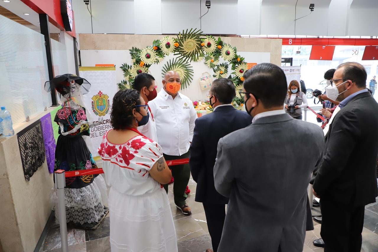 En el gobierno de Cuitláhuac García promovemos los municipios que antes eran casi invisible: Eric Cisneros