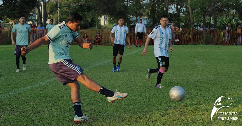 "Futbol Base ""Finca Junior"" convoca al Torneo 2020-2021"