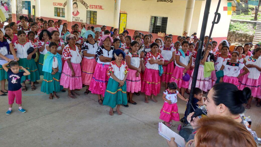 Fiscalía en Asuntos Indígenas en gestión de la Fiscal Verónica Hernández incrementó su cobertura