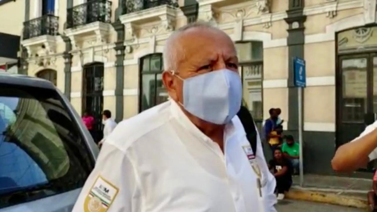 El estado de Veracruz está estable en materia de migración, asegura el comisionado del INM