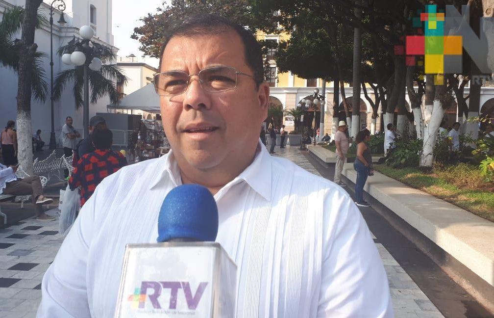 Avanzan obras de SEDATU en el puerto de Veracruz