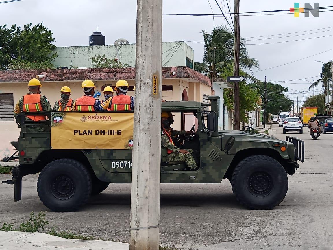 Seis municipios de Quintana Roo en Alerta Roja por huracán «Zeta»