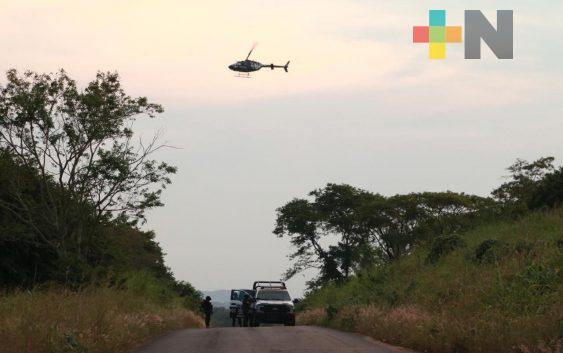 Implementa SSP operativo para ubicar a responsables de ataque a Fuerza Civil en la zona sur