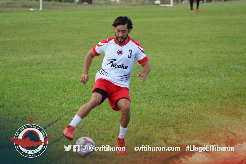 CVF Tiburón jugará en Tlapacoyan, como local