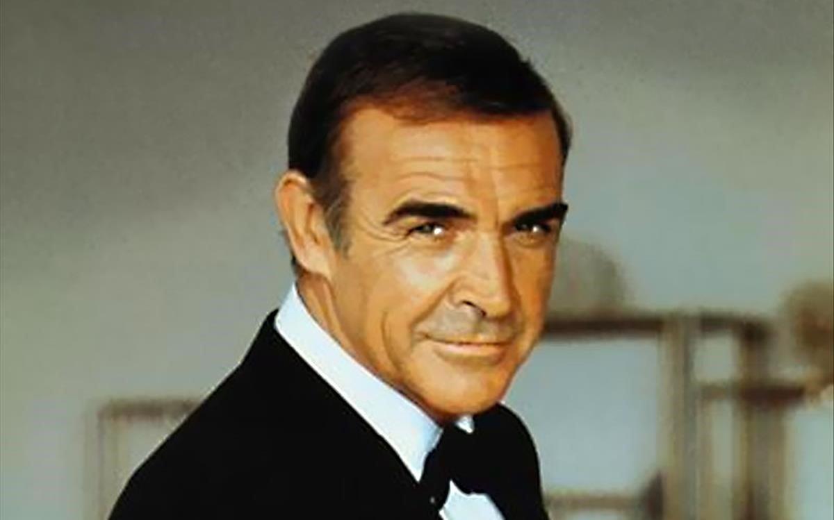 A los 90 años de edad, murió Sean Connery, el primer agente secreto 007