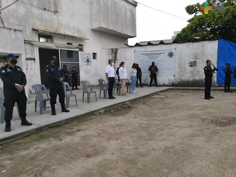 """En Coatzacoalcos inicia  programa """"Denuncia y Rompe el Silencio"""""""