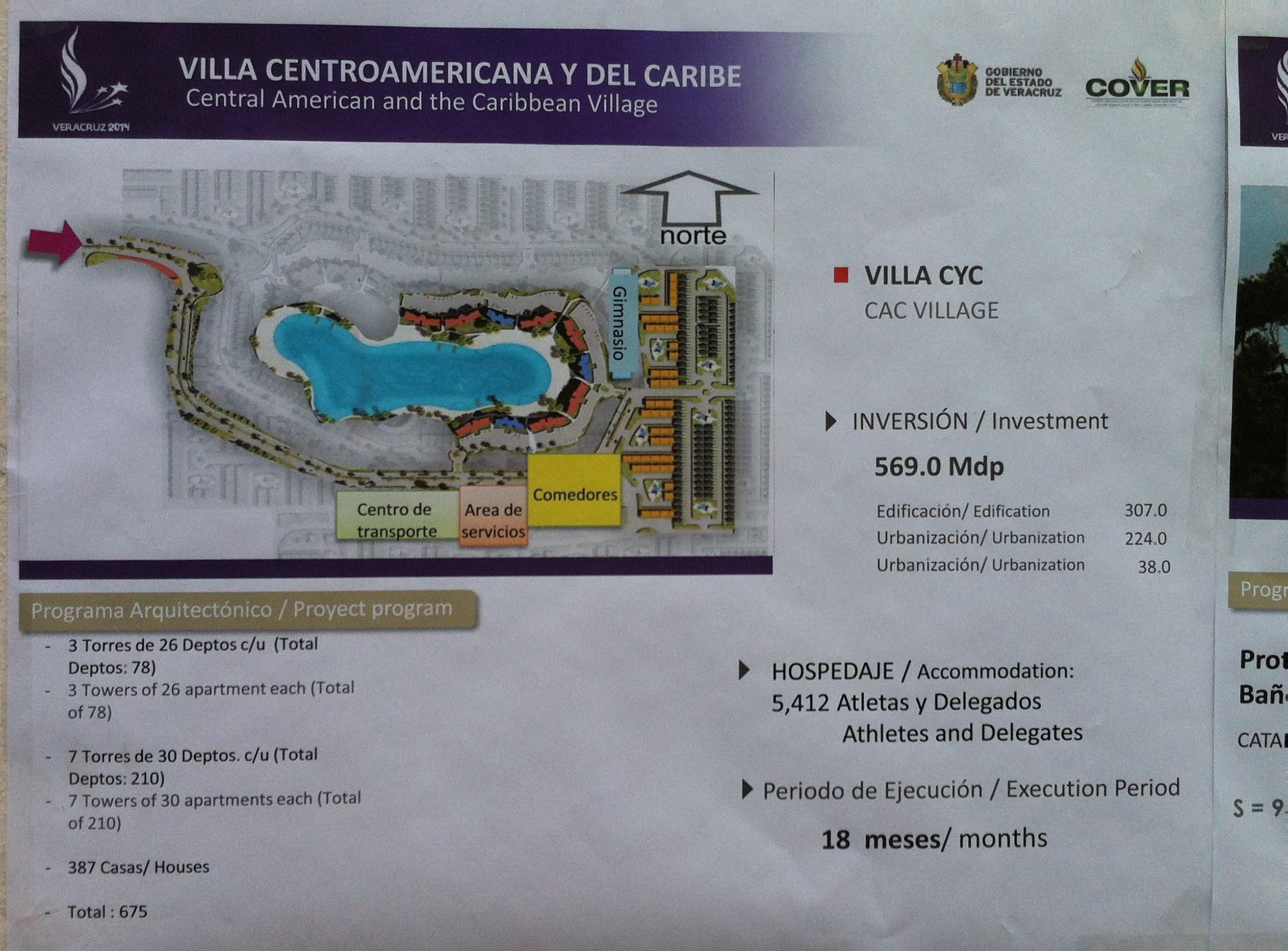 Fideicomiso de Juegos Centroamericanos, ejemplo de la corrupción que existía