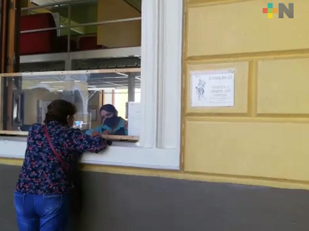 Más de mil comercios del municipio de Orizaba ha obtenido su código QR