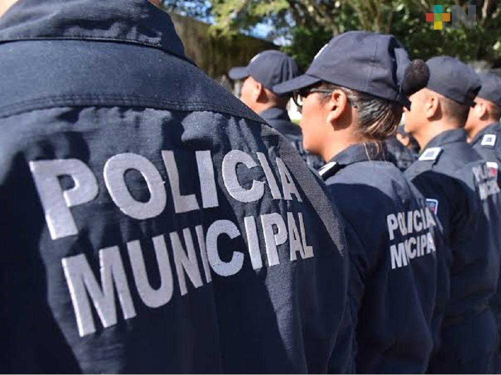 Policía de Proximidad en Xalapa, fue dividida en seis sectores