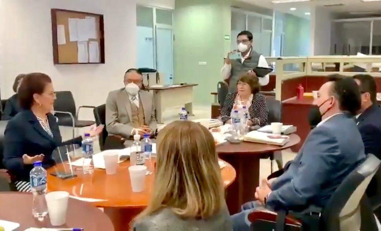 Asume en forma interina Isabel Romero Cruz, presidencia del Poder Judicial de Veracruz