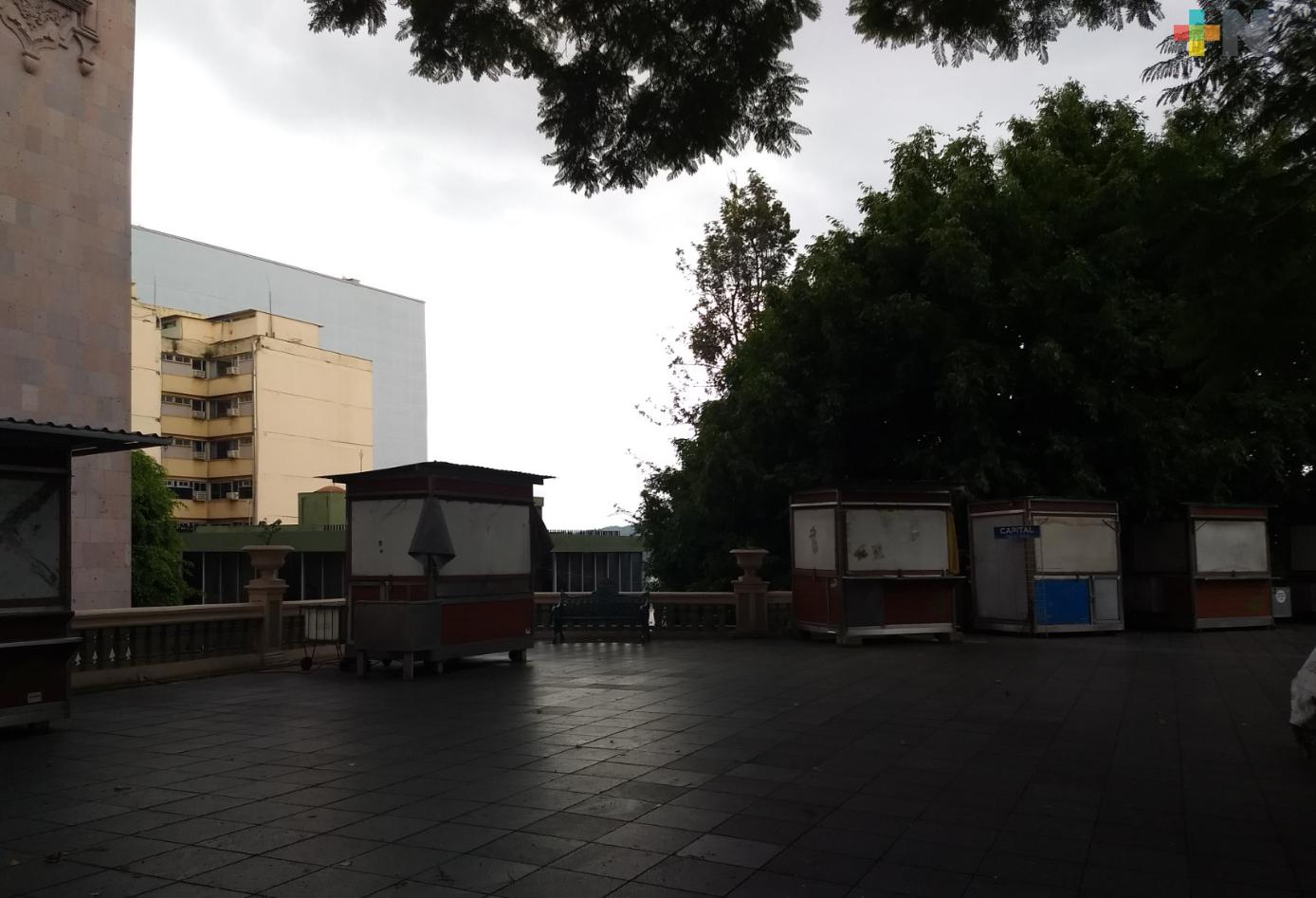 Reapertura parcial del Parque Juárez, a partir de este miércoles