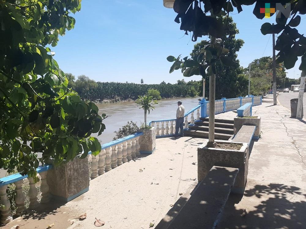Con mínimas afectaciones por Frente Frío 4, en municipio de San Rafael retornan a sus actividades