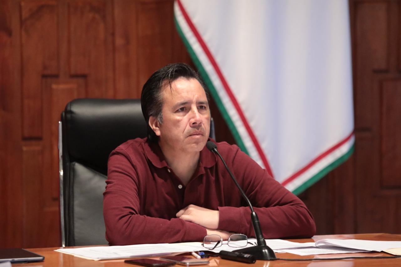En Veracruz, aguinaldo y pagos de diciembre están garantizados: Cuitláhuac García