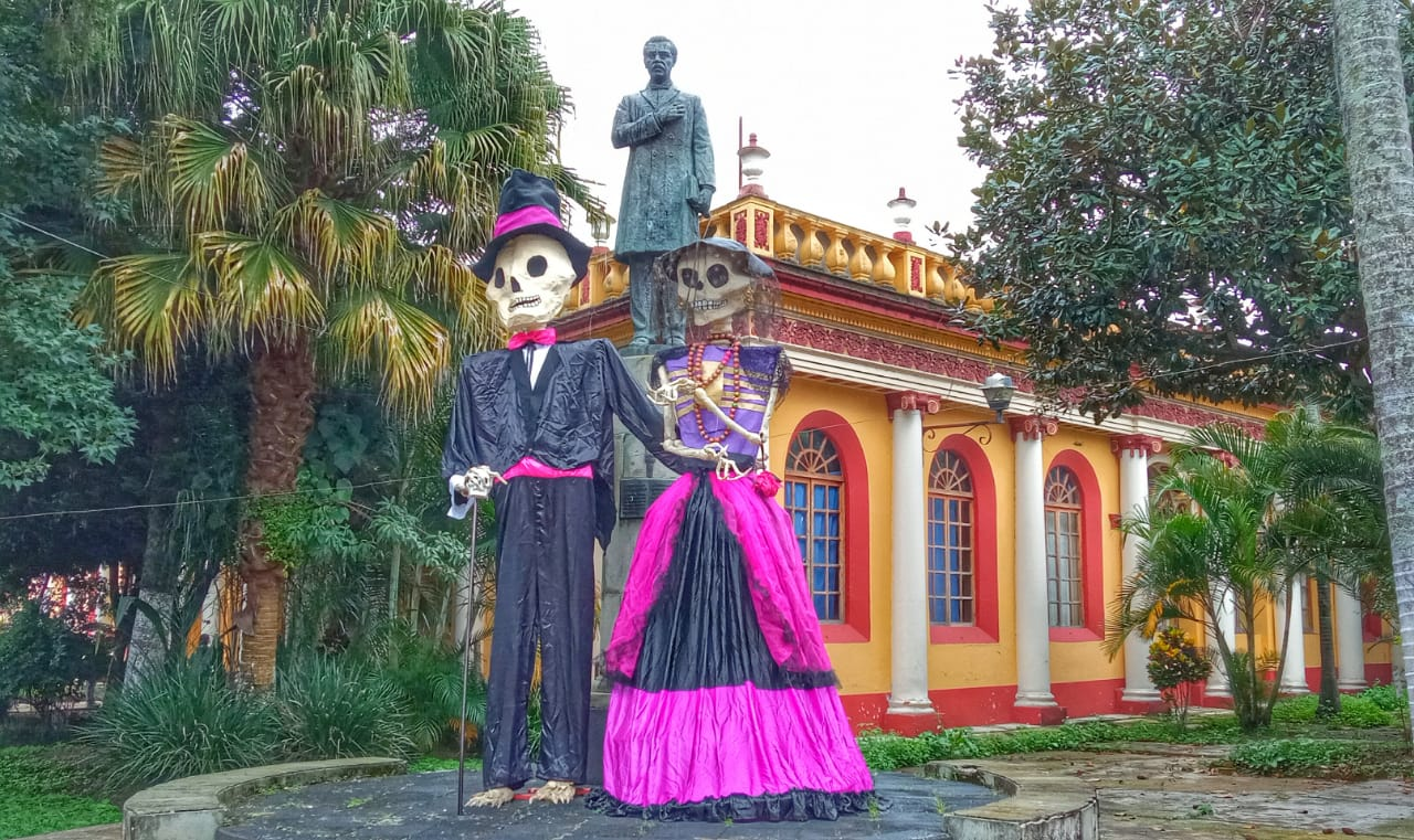 Catrines de Coatepec