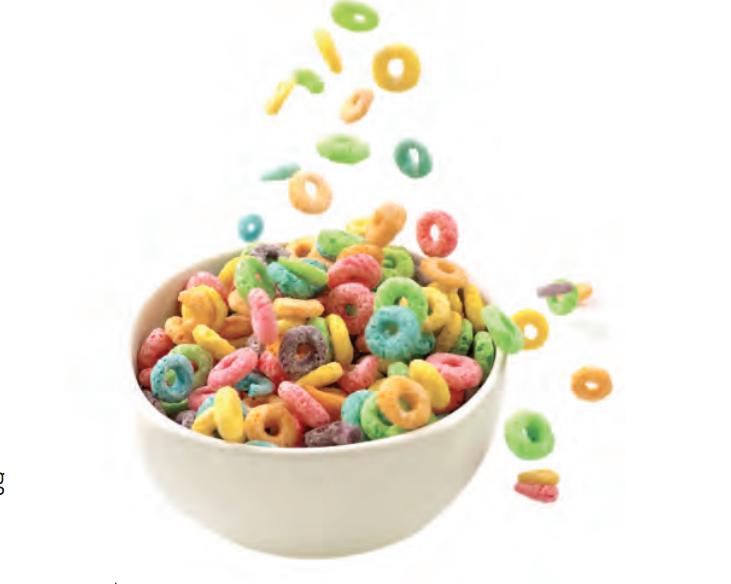 Profeco recomienda consumir alimentos con colorantes naturales