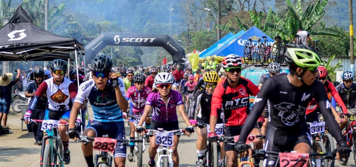 Regresan las carreras ciclistas del Club Pistones para noviembre