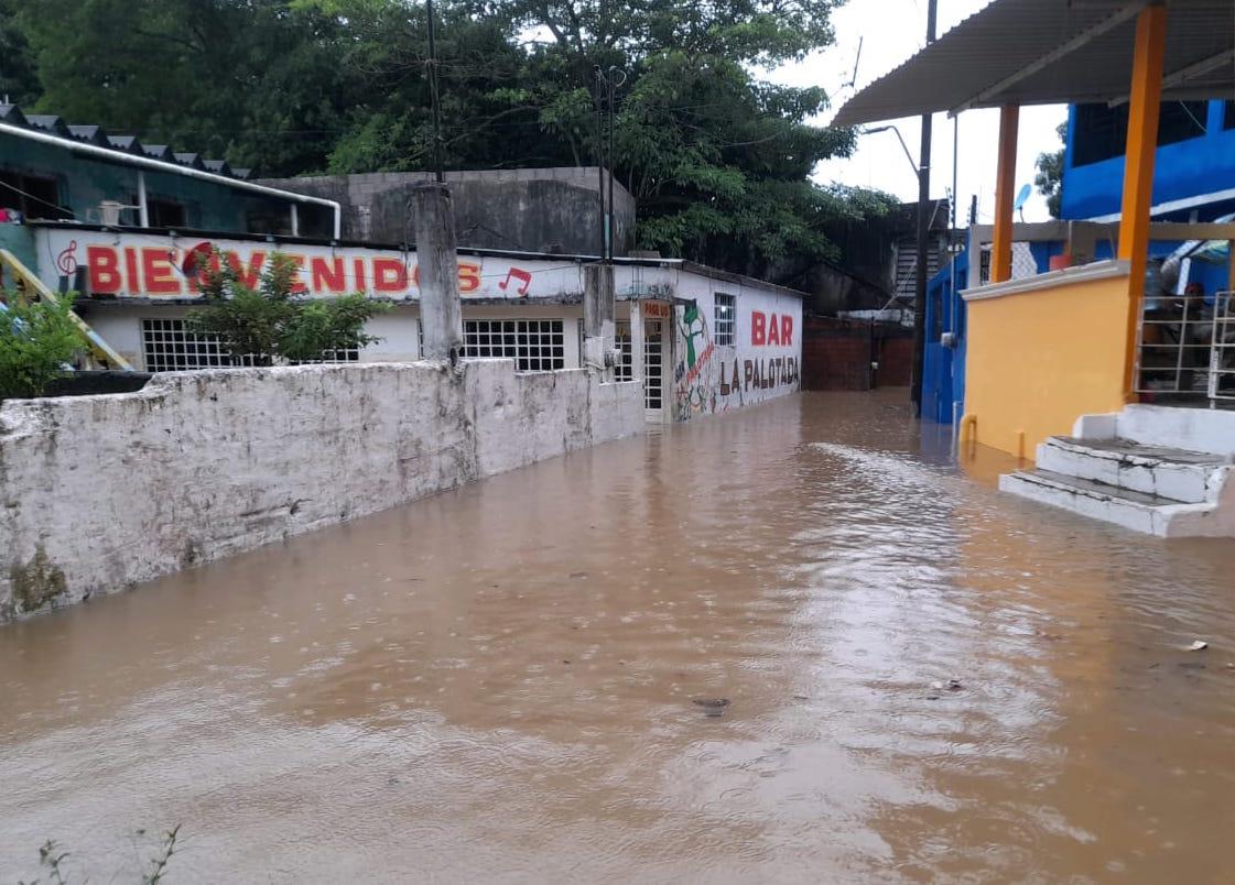 Seis municipios de Veracruz con afectaciones por Frente Frío 9