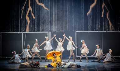 Compañía Nacional de Danza ofrece «Cri-Cri», recorrido dancístico con parte de la obra de Francisco Gabilondo Soler