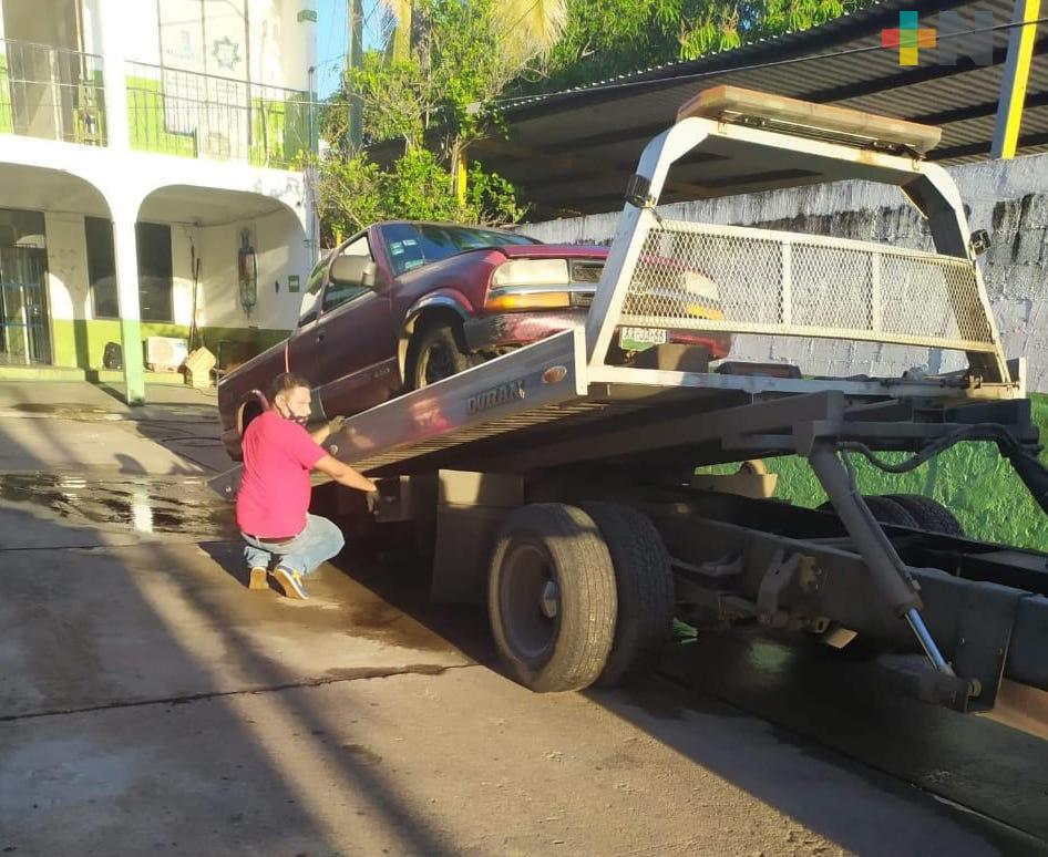 Denuncian detención arbitraria por parte de Policía Municipal de Alvarado