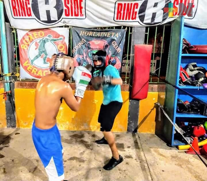 Escuela de Boxeo Horlaineta promueve nuevos talentos