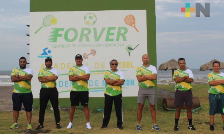 Invitan al Centro de Formación Deportiva FORVER