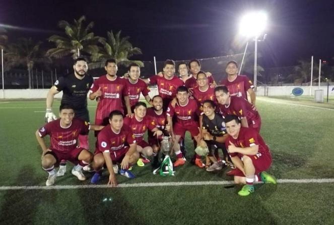 Futcenter Boca reactiva el Futbol 7, seguro