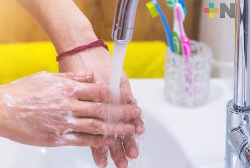 El 15 de octubre es el Día Mundial del Lavado de Manos