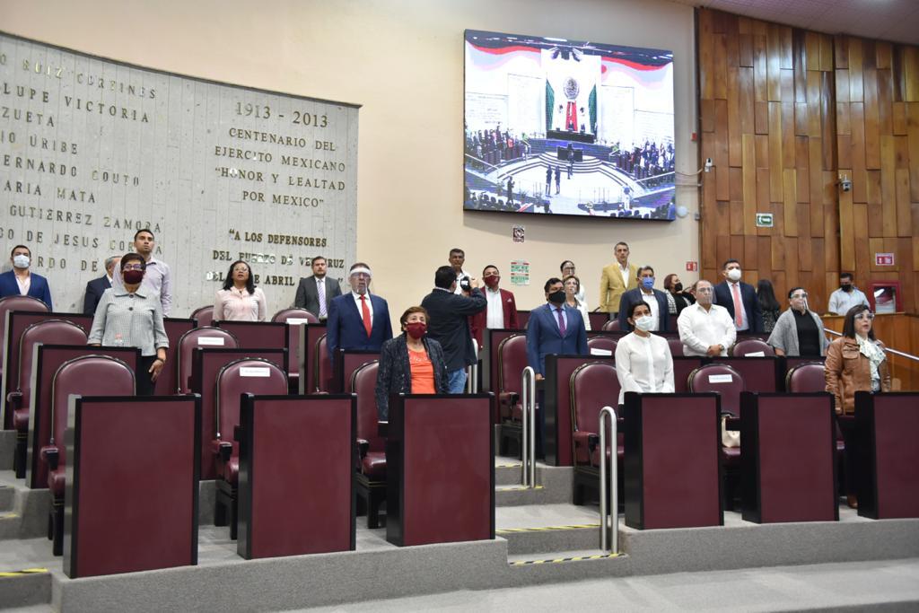 Avala el Pleno de la LXV Legislatura reformas al Código Electoral del Estado
