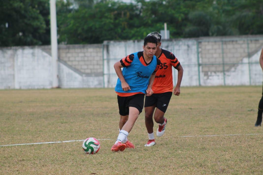 Atlético Veracruz trabajó aspectos físico-tácticos