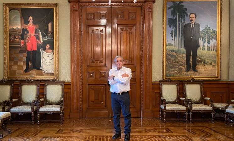 Presidente felicita a Luis Arce Catacora por llegada a presidencia de Bolivia