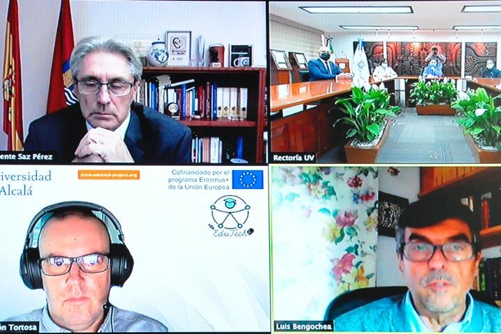 UV es sede del XI Congreso Internacional ATICA