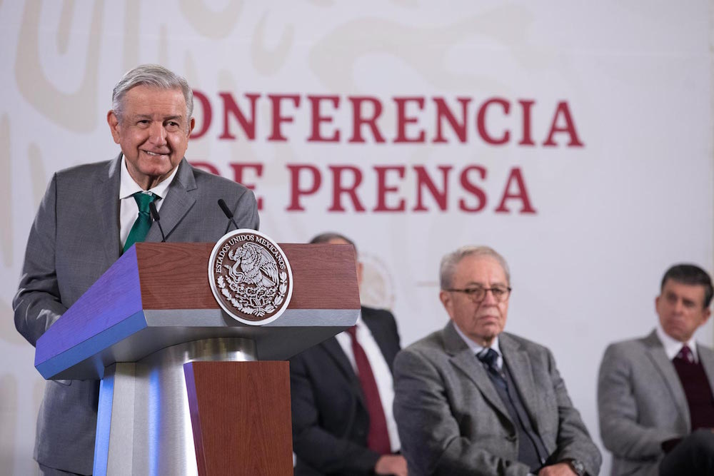 Presidente celebra participación de México en fase 3 de ensayo clínico de vacuna contra COVID-19