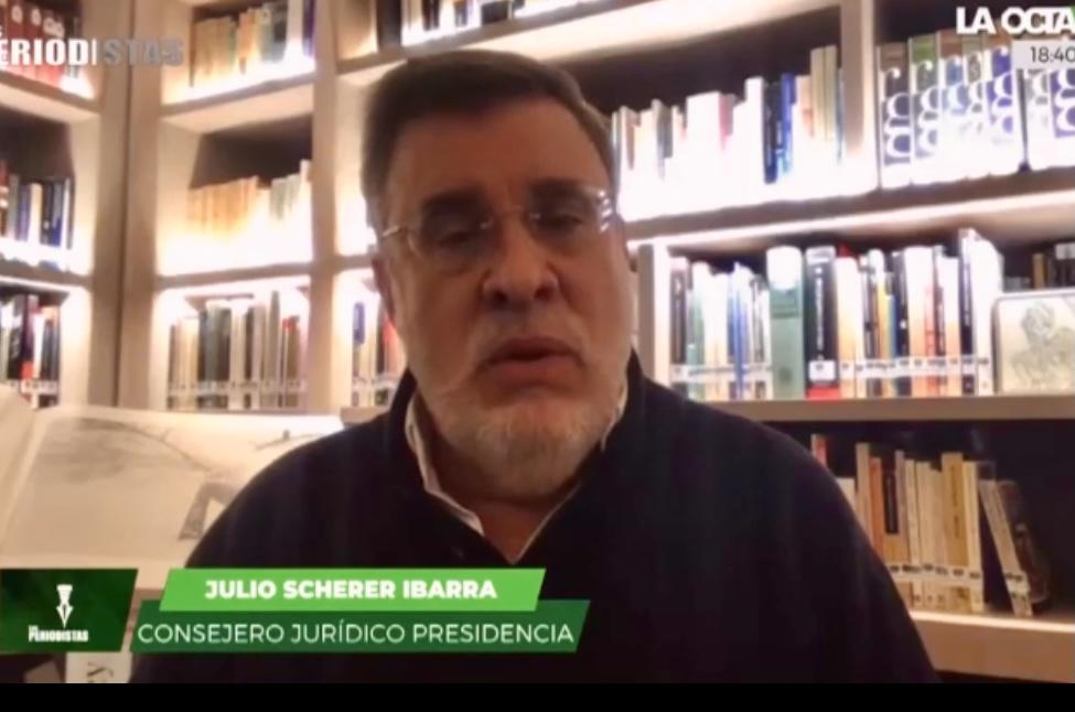 Cambio en FGE permitió mejorar seguridad en Veracruz: Julio Scherer