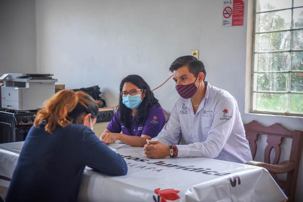 Jornadas jurídicas en Xalapa han brindado asesoría sobre  empresas de cobranza