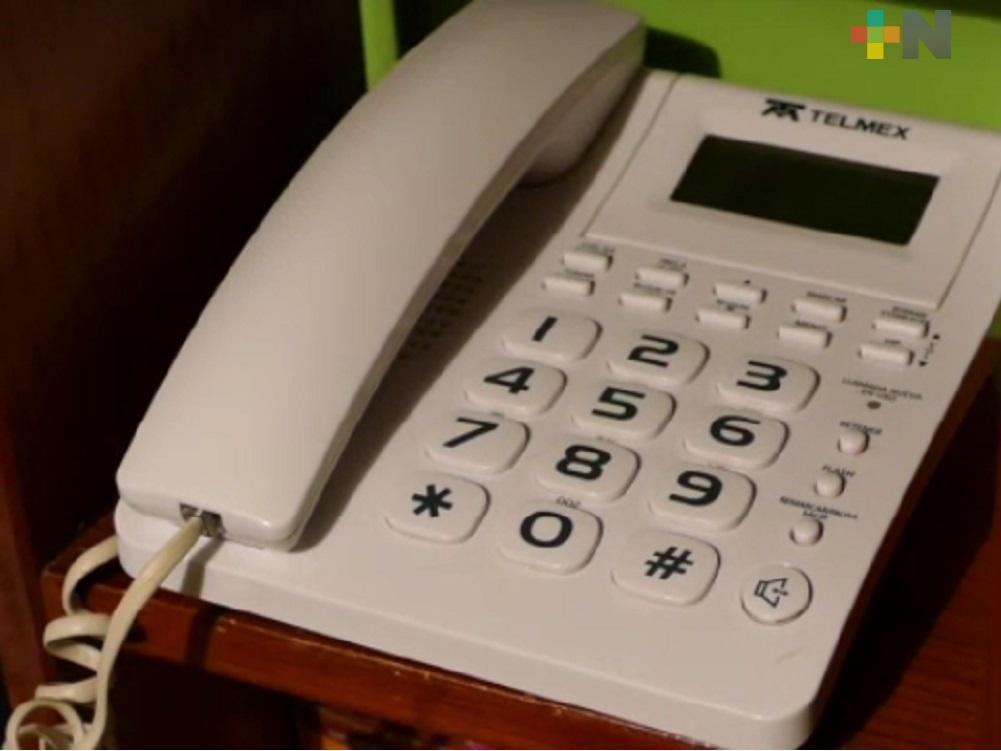 Línea Coatza Covid registra incremento de atenciones telefónicas