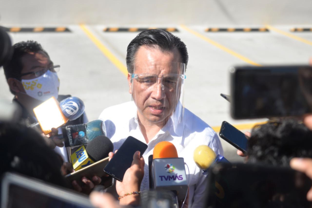 Gobernador de Veracruz se reunirá con empresarios interesados en los Tiburones