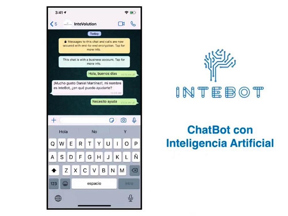 Diseñan universitarios chat inteligente para afianzar relaciones comerciales
