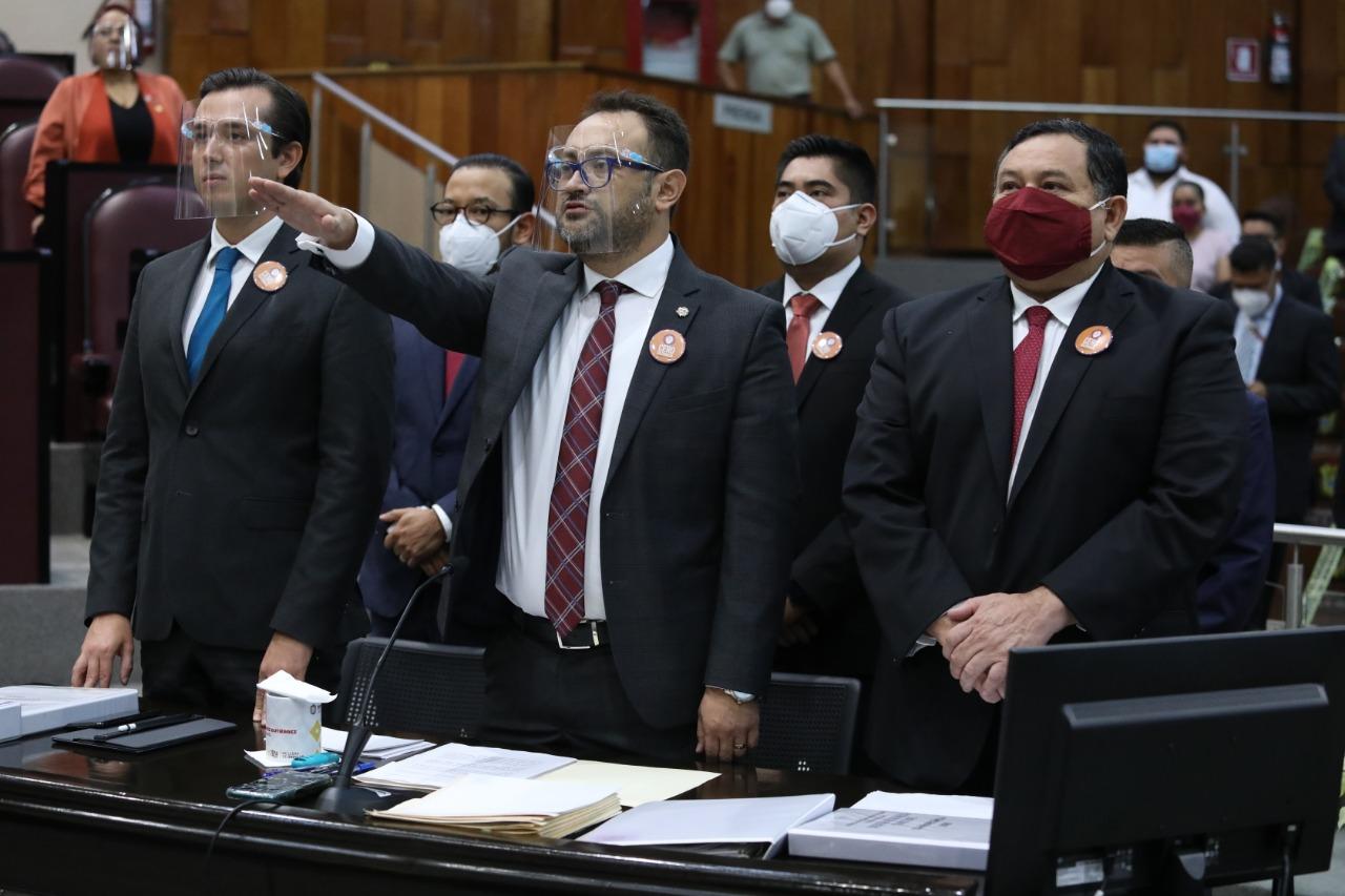 Distribuyó la SIOP diversos beneficios a regiones de Veracruz: Elio Hernández