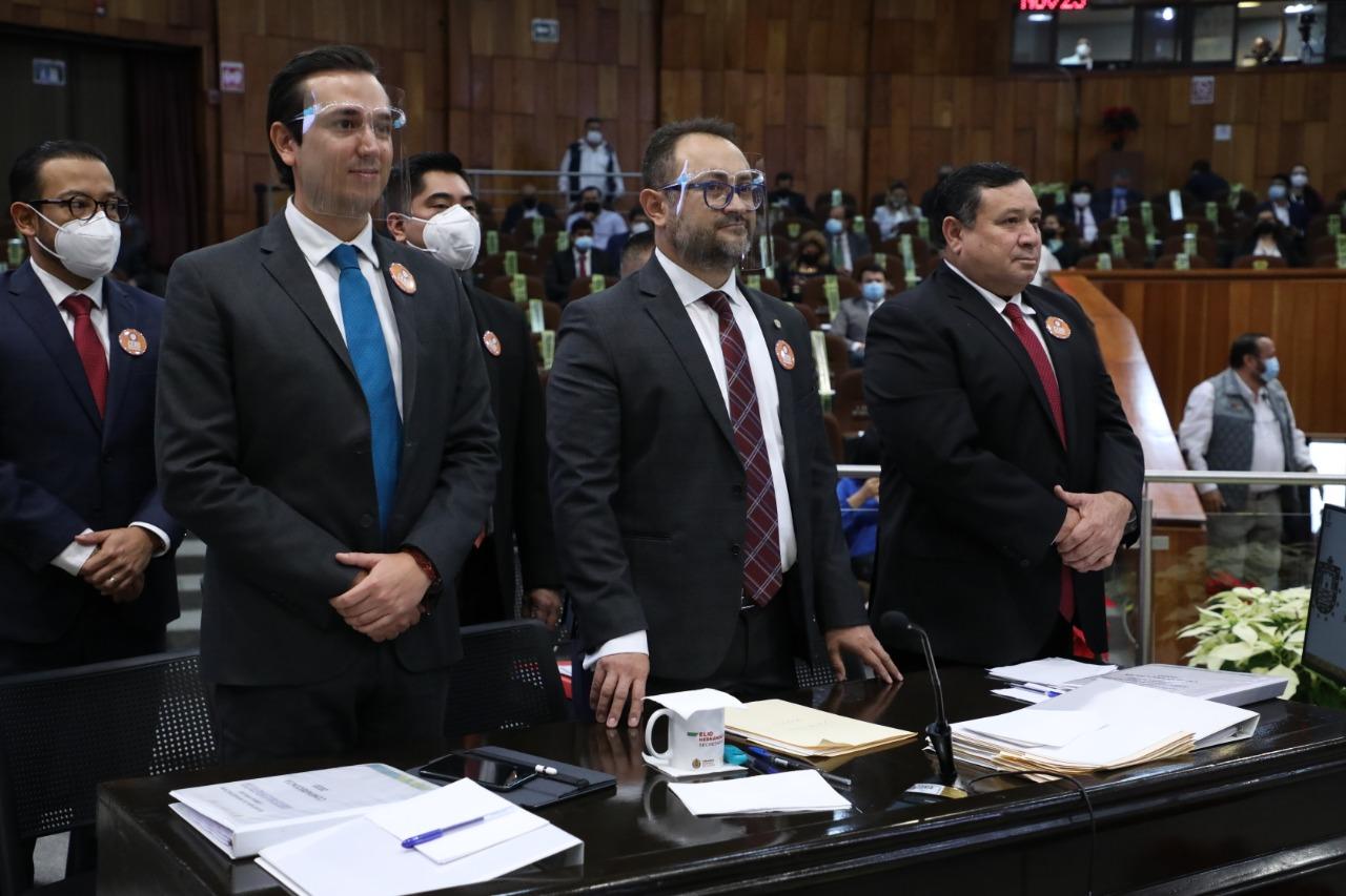 Obras y acciones beneficiaron a 100 municipios de Veracruz: Elio Hernández